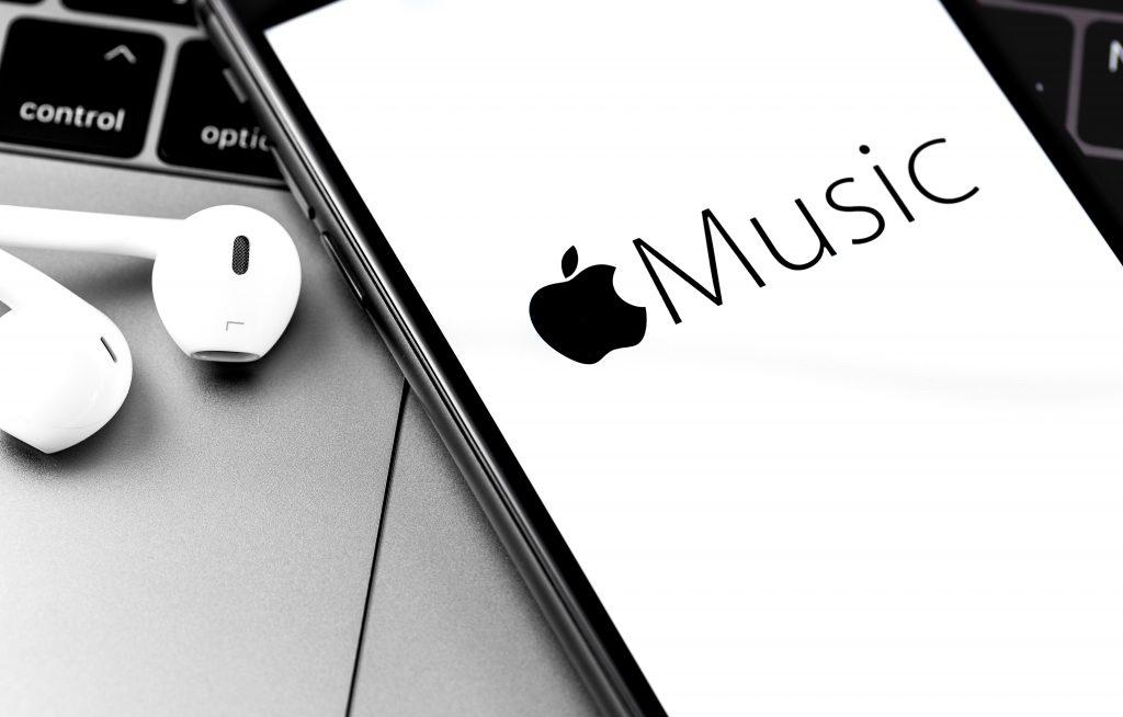 Apple, Markenrechtsverletzungen, Apple Music, Musik