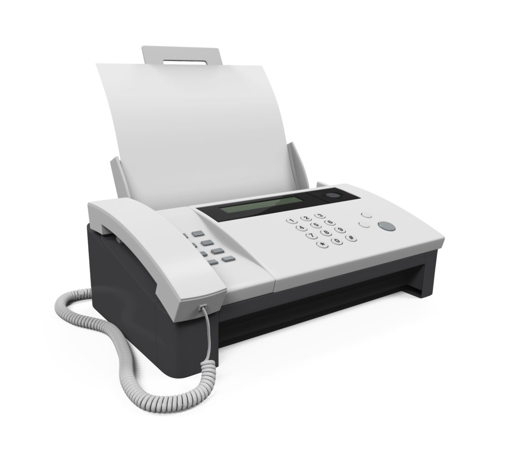 Telefax, Fax, DSGVO, informationelle Selbstbestimmung, personenbezogene Daten, Datenschutz, 11 LA 104/19, OVG Lüneburg, Faxversand